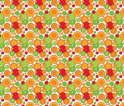Filled Circle - ROG fabric by jmckinniss on Spoonflower - custom fabric
