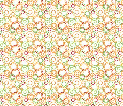 Open Circle - ROG fabric by jmckinniss on Spoonflower - custom fabric
