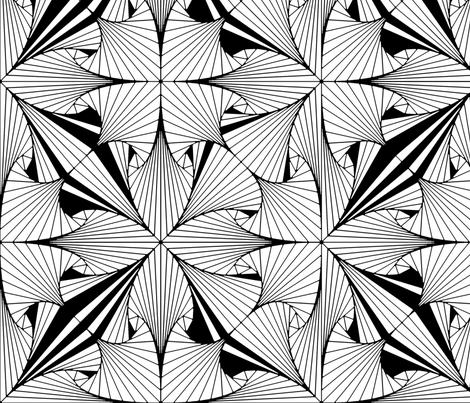 Geometrica 1 fabric by chris on Spoonflower - custom fabric