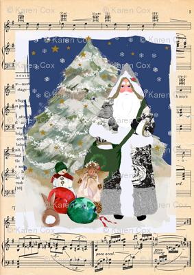 Father Christmas sheet music