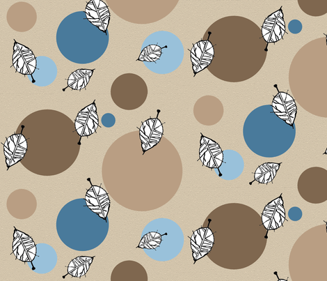 I'm Forever Blowing Bubbles II fabric by poetryqn on Spoonflower - custom fabric