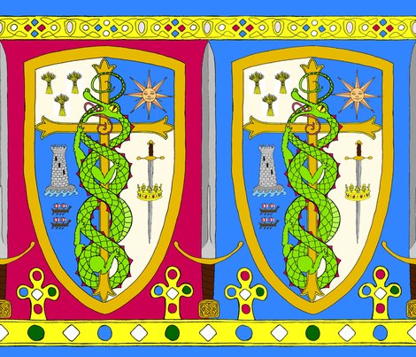 Rrrrrrrrrrrrrrra_medieval_heraldic_border_bicolored_copy_shop_preview