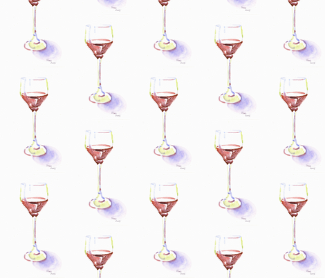 wine3 fabric by loveitaly on Spoonflower - custom fabric