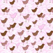 Bye Bye Birdie Pink