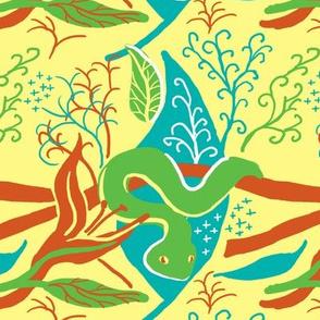 Tropical Snake