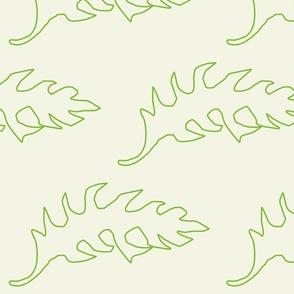 Foliage Outline