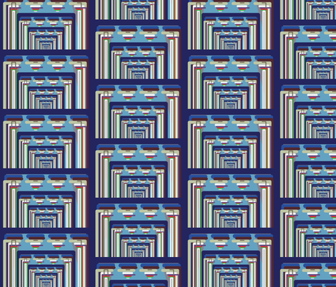 Optical Boxy 3 fabric by dolphinandcondor on Spoonflower - custom fabric