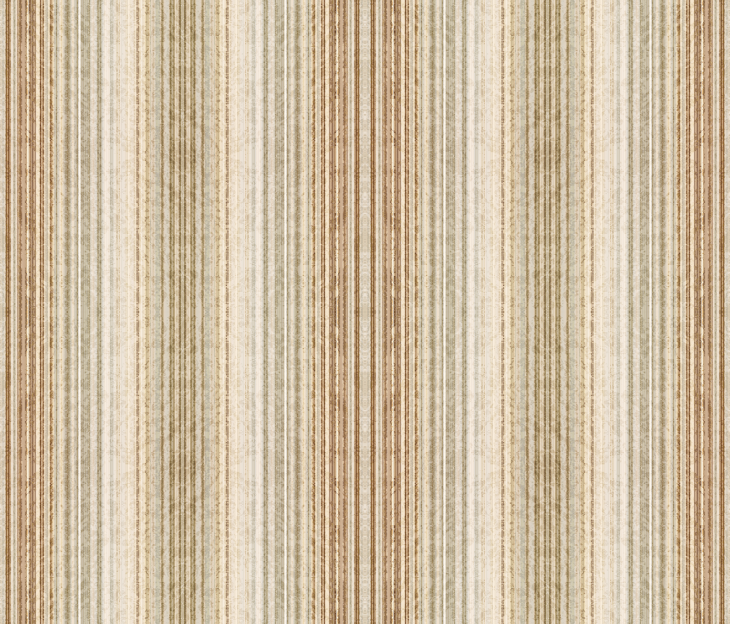 Vintage Shabby Stripe Grande Wallpaper