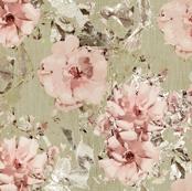 Vintage Shabby Rose