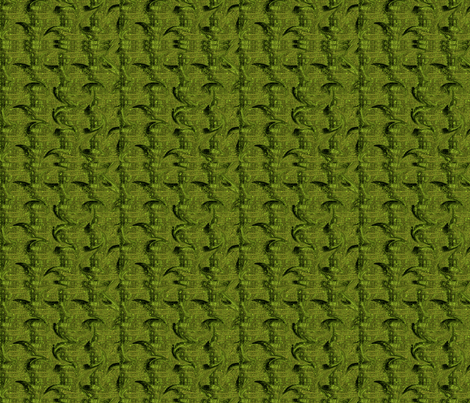 Olive denim swiirl fabric by poetryqn on Spoonflower - custom fabric
