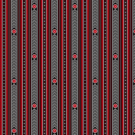 Stripes A fabric by siya on Spoonflower - custom fabric