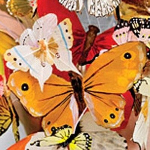 Butterfly Mosaic Large