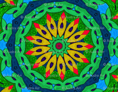 Tropicali Kaleidoscope 2