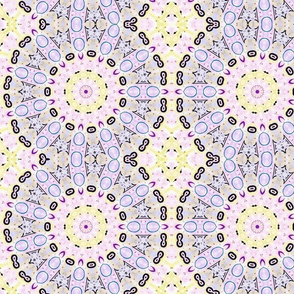 Parrot Kaleidoscope
