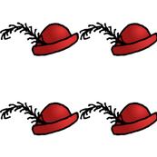 Red Chapeau
