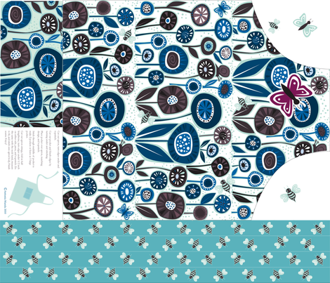 Garden_Variety fabric by antoniamanda on Spoonflower - custom fabric