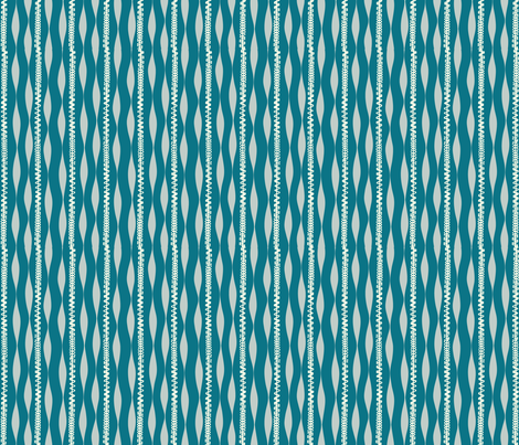 Cousteau fabric by pancakes_for_dinner on Spoonflower - custom fabric