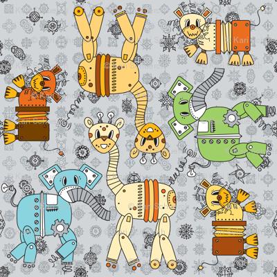Wild Wobots