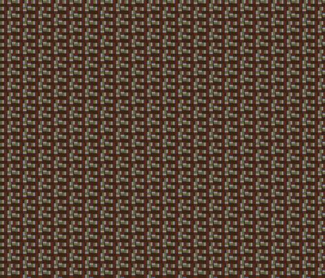 Funky_chunks7 fabric by dolphinandcondor on Spoonflower - custom fabric