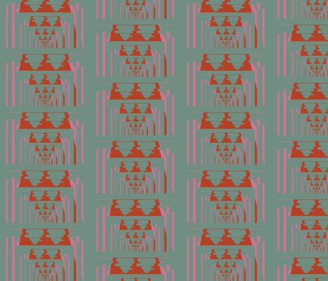 opticalboxy7 fabric by dolphinandcondor on Spoonflower - custom fabric
