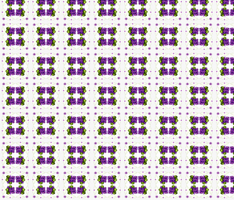 Violet Checked fabric by paragonstudios on Spoonflower - custom fabric