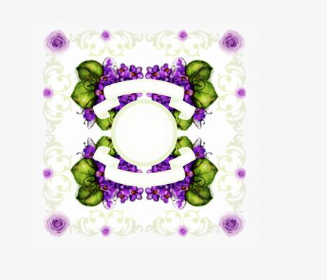 Medallion Scarf fabric by paragonstudios on Spoonflower - custom fabric