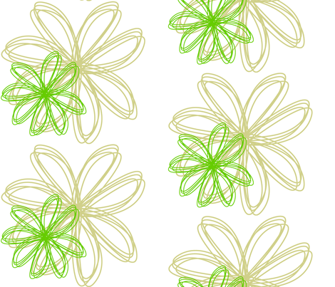 flower_burst fabric by stickelberry on Spoonflower - custom fabric