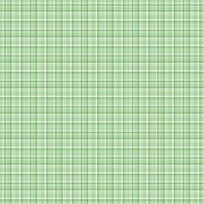 Spring Plaid - green