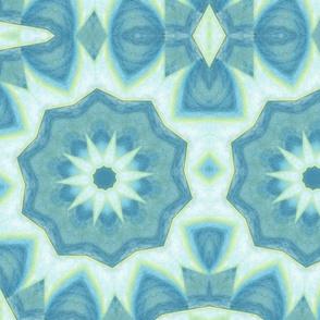 Blue Skies Kaleidescope 2