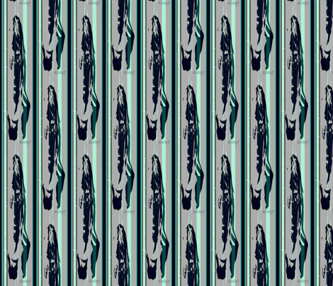 ORIGINAL reminds me of 69' fabric by paragonstudios on Spoonflower - custom fabric