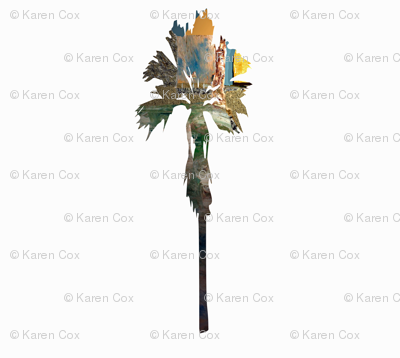 Palm Tree Stripe