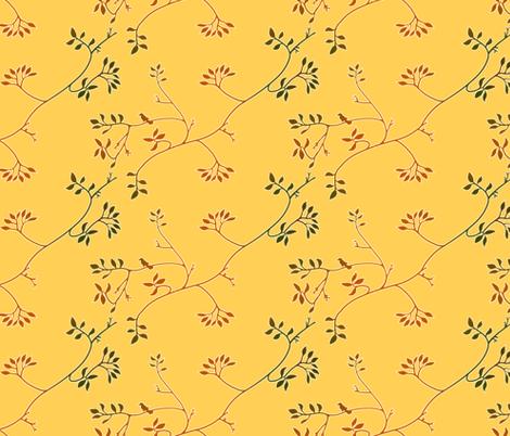 Branching Out fabric by jadegordon on Spoonflower - custom fabric