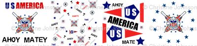AHOY MATE C Q USA