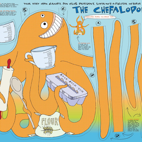 The Chefalopod: A Culinary Companion