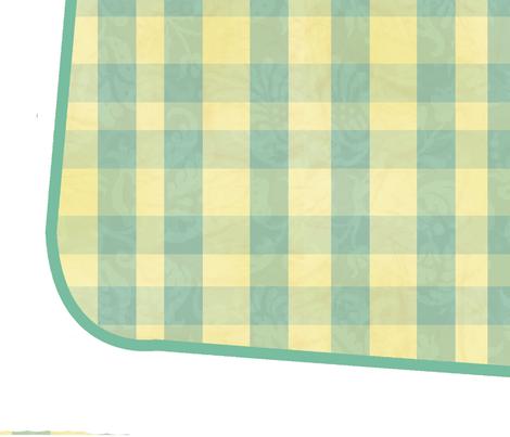 Happy_Cooker_Apron fabric by laureleee on Spoonflower - custom fabric