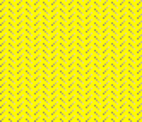 retro_inspired_fabric_gradient_grays_and_yellow fabric by victorialasher on Spoonflower - custom fabric