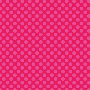 Red Pink Spot