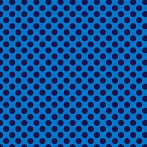 Dark Blue Spot