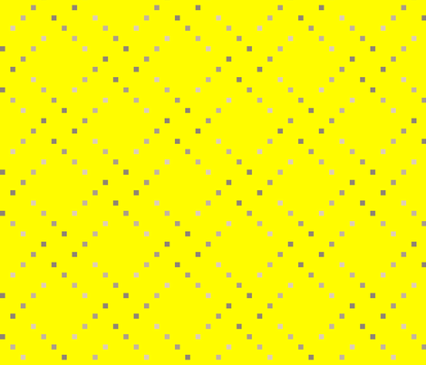 check_box_1_gradient_gray_and_yellow fabric by victorialasher on Spoonflower - custom fabric