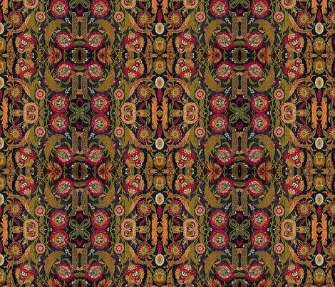 SuleymanSpoonflower fabric by zephyrlondon on Spoonflower - custom fabric