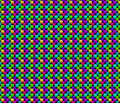 dots fabric by onionpencil on Spoonflower - custom fabric