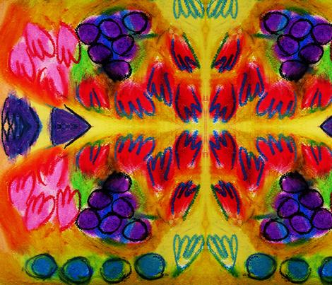 past2 fabric by ashleyvon on Spoonflower - custom fabric