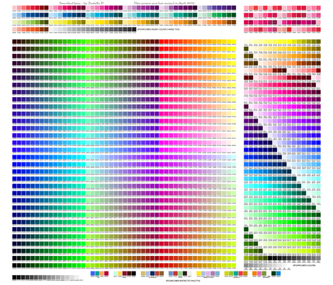 Colours Inscribed here... fabric by inscribed_here on Spoonflower - custom fabric