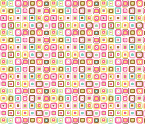 Candy Cubes fabric by pattysloniger on Spoonflower - custom fabric