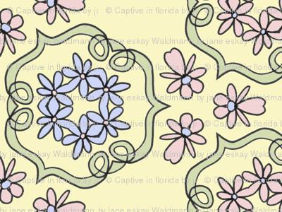 Flower Scrolls