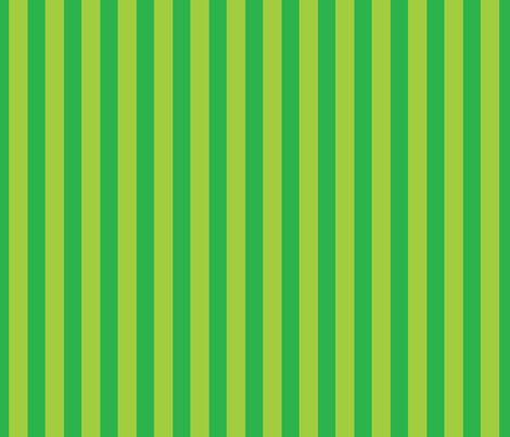 Spellstone stripe_green fabric by spellstone on Spoonflower - custom fabric