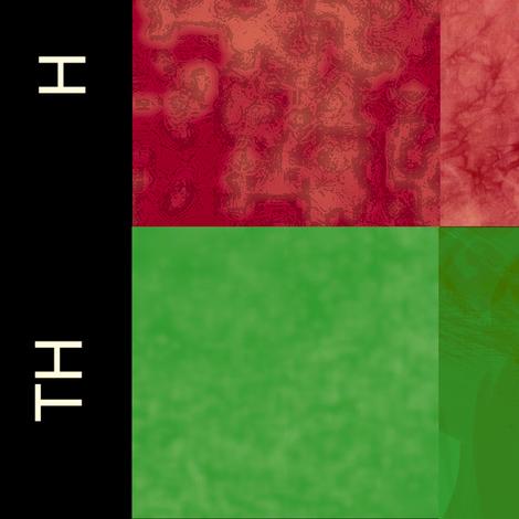Fat Quarter Decimal Mat fabric by evenspor on Spoonflower - custom fabric