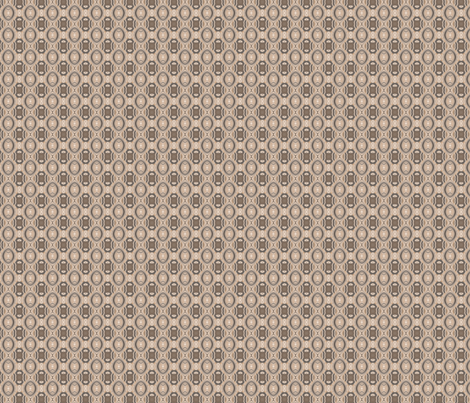 Ocean Villa Terrace Print 2 © 2010 Gingezel™ Inc. fabric by gingezel on Spoonflower - custom fabric