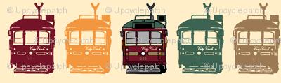 Tram Line Up