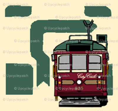 Tram with Hook Turn